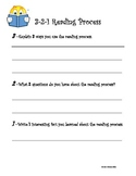 3-2-1 Reading Process