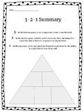 3-2-1 Summary Book Club Response Guide