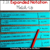 3.2A Expanded Notation Match Up