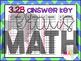 3.2B: Base-Ten System STAAR Test-Prep Task Cards (GRADE 3)