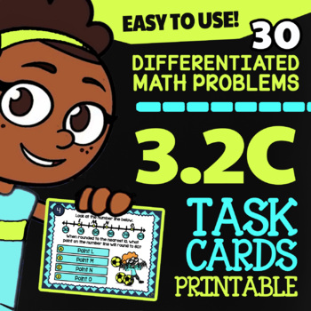 3.2C Math ★ ROUNDING on NUMBER LINES ★ Math TEK 3.2C ★ 3rd Grade STAAR Review