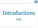 3.3 - ESL Business English Lesson - Introductions - PDF
