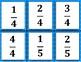3.3C Slap Unit Fraction Game (played like slap Jack)