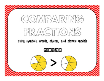 3.3H - Comparing Fractions (Same Numerator or Same Denominator)