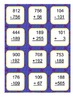 3-4 Digit Addition & Subtraction Match