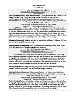 3-4 Grade Band Reading Curriculum/Program (April)