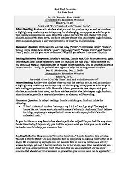 3-4 Grade Band Reading Curriculum/Program (December)