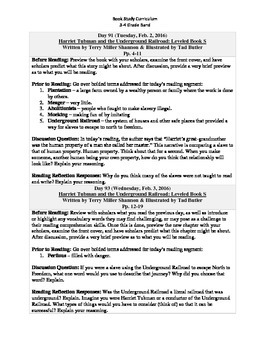 3-4 Grade Band Reading Curriculum/Program (February)