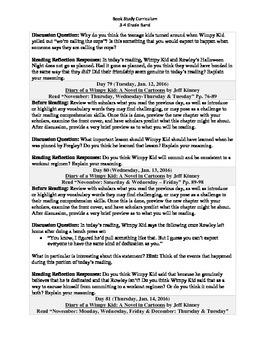 3-4 Grade Band Reading Curriculum/Program (January)