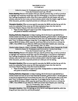 3-4 Grade Band Reading Curriculum/Program (March)