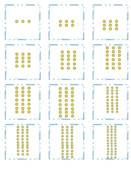 3 & 4 Multiplication Memory