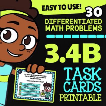 3.4B Rounding and Estimating ★ Math TEK 3.4B ★ 3rd Grade STAAR Math Practice