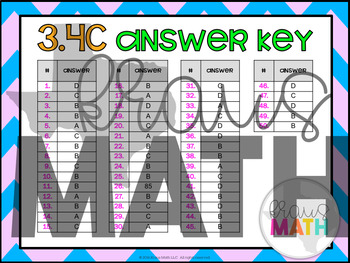 3.4C: Counting Money STAAR Test Prep Task Cards (GRADE 3)
