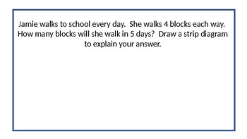 3.4K Multiplication and Division 1 and 2 step problems