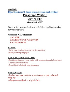 3.5 Essay Writing Package