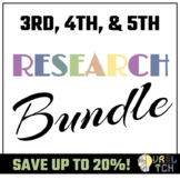 3-5 Research MEGA Bundle