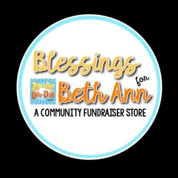 Blessings for Beth Ann 3-5 Bundle