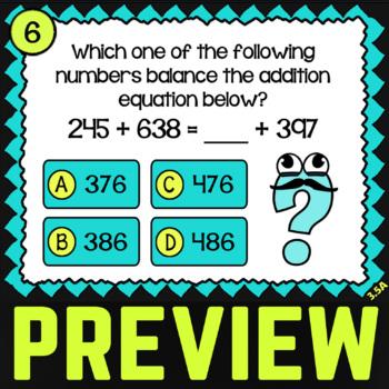 3.5A Add and Subtract w/ Models ★ 3rd Grade Math TEK 3.5A ★ STAAR Math Practice