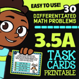 3.5A Math ★ ADD and SUBTRACT w/ MODELS ★ Math TEK 3.5A ★ 3rd Grade STAAR Review