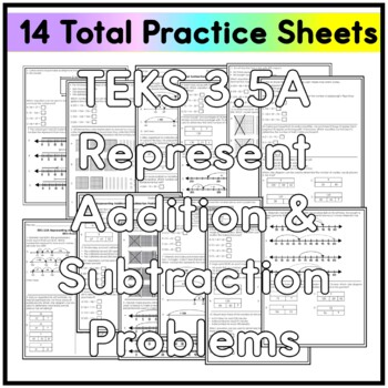 3.5A Representing Addition and Subtraction Problems (3rd Grade STAAR Math)