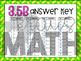 3.5B: Arrays, Strip Diagrams & Equations STAAR Test Prep Task Cards (GRADE 3)