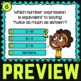 3.5C: Multiplication Expressions ★ 3rd Grade TEKS Task Cards ★ STAAR Math Review