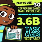 3.6B Classifying Quadrilaterals ★ Math TEK 3.6B ★ 3rd Grade TEKS Math Practice