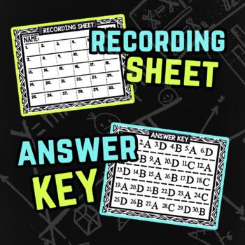 3.6C Math ★ AREA OF RECTANGLES ★ Math TEK 3.6C ★ 3rd Grade STAAR Math Task Cards