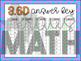 3.6D: Area of Composite Figures STAAR Test Prep Task Cards (GRADE 3)