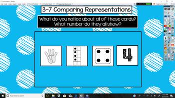 3-7 Comparing Representations