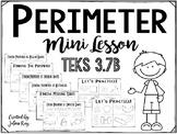 3.7B Mini Lesson: Perimeters and Missing Sides