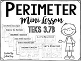 3.7B Mini Lesson: Perimeters and Missing Sides