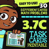 3.7C Math ★ ELAPSED TIME ★ Math TEK 3.7C ★ 3rd Grade STAAR Math Word Problems