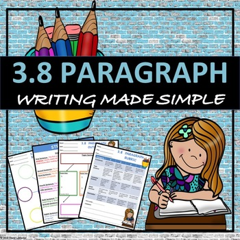 """3.8 Paragraph """"Writing Made Simple"""""""