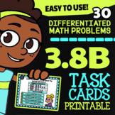 3.8B Dot Plots, Bar Graphs and Pictographs II ★ 3rd Grade Math TEK 3.8B ★ STAAR
