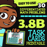 Math TEK 3.8B ★ Dot Plots, Bar Graphs & Pictographs ★ 3rd Grade STAAR Math