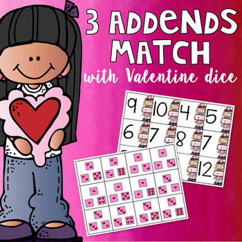 3 Addends Match