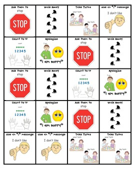 3 Before Me Problem Solving Chart