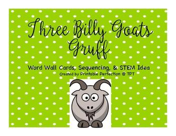 3 Billy Goats Gruff