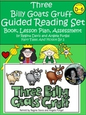 A+ 3 Billy Goats Gruff D-6 Guided Reading- Book, Lesson Pl