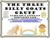 3 Billy Goats Gruff Speech & Language Companion Pack