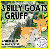3 Billy Goats Gruff - a unit for beginning readers