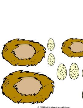 3 Birds Nests