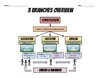 3 Branches Overview