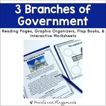 3 Branches of Government Activities