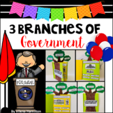 3 Branches of Government Mini Interactive Lapbook