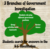 3 Branches of Government Investigation