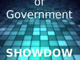 3 Branches of Government - SHOWDOWN