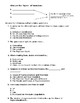 3 Branches of Government worksheet
