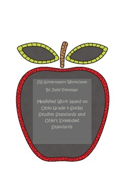 3 Branches of US Government (Ohio)